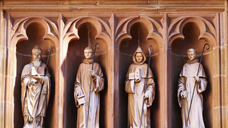 Los monjes cántabros