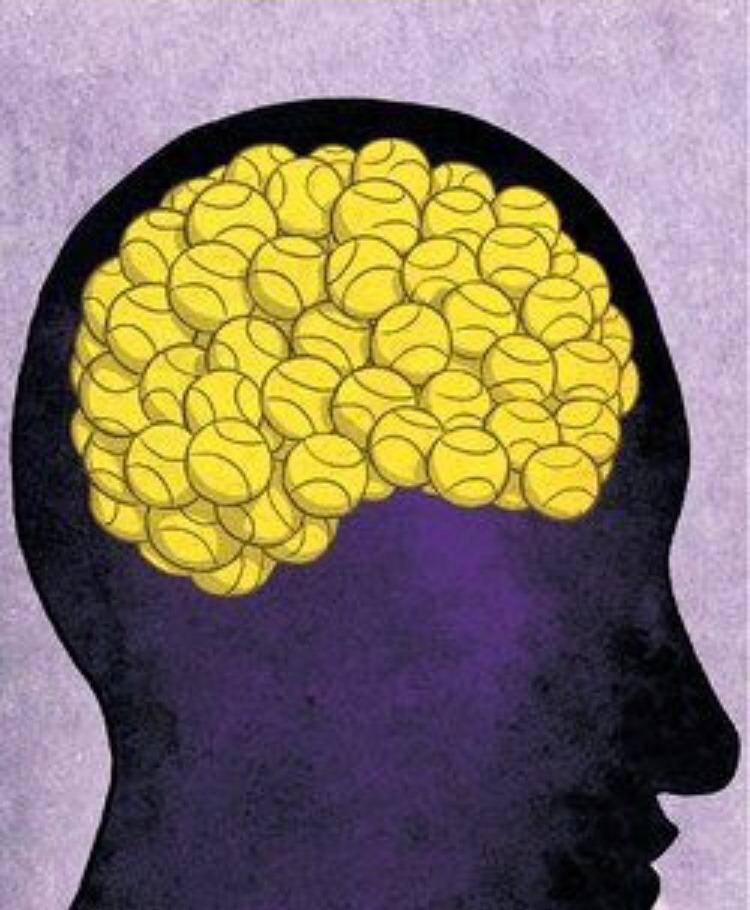 La importancia del cerebro en el pádel