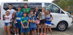 Campeonato Andalucía 2018 - Prodigy 1