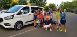 Campeonato Andalucía 2018 - Prodigy 3
