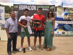 Campeonato Andalucía 2018 - Prodigy 4