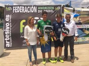 Campeonato Andalucía 2018 - Prodigy 5