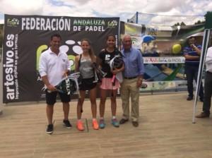 Campeonato Andalucía 2018 - Prodigy 7