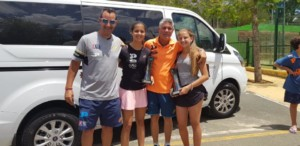 Campeonato Andalucía 2018 - Prodigy 9