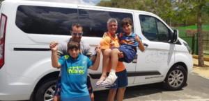 Campeonato Andalucía 2018 - Prodigy 10