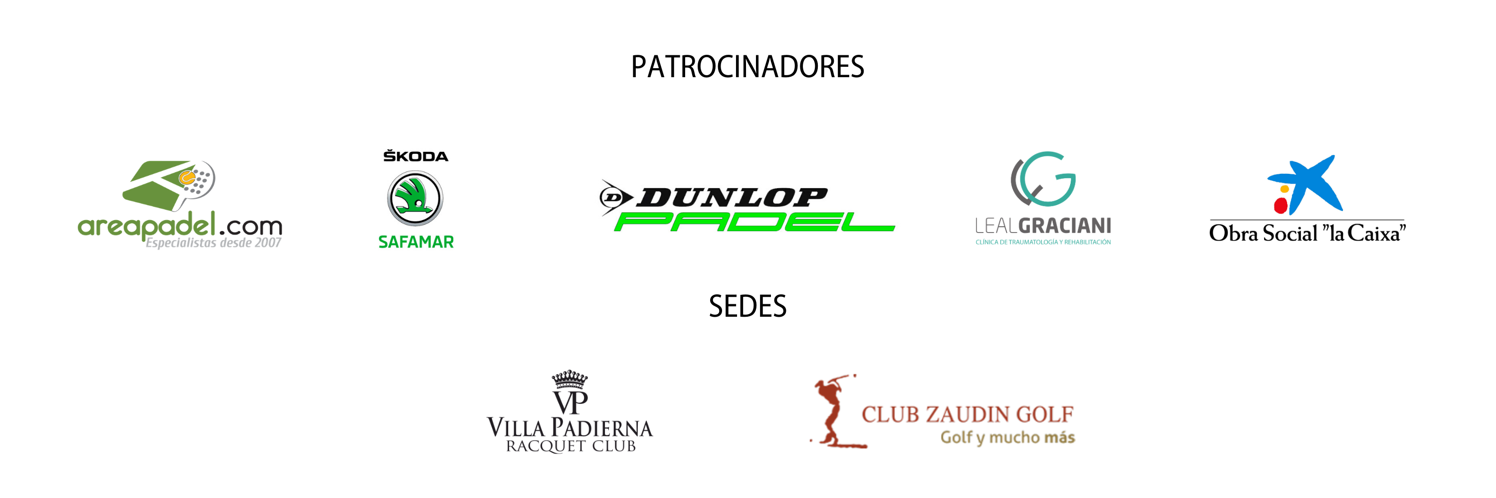 Banner Sponsors Prodigy Padel Academy