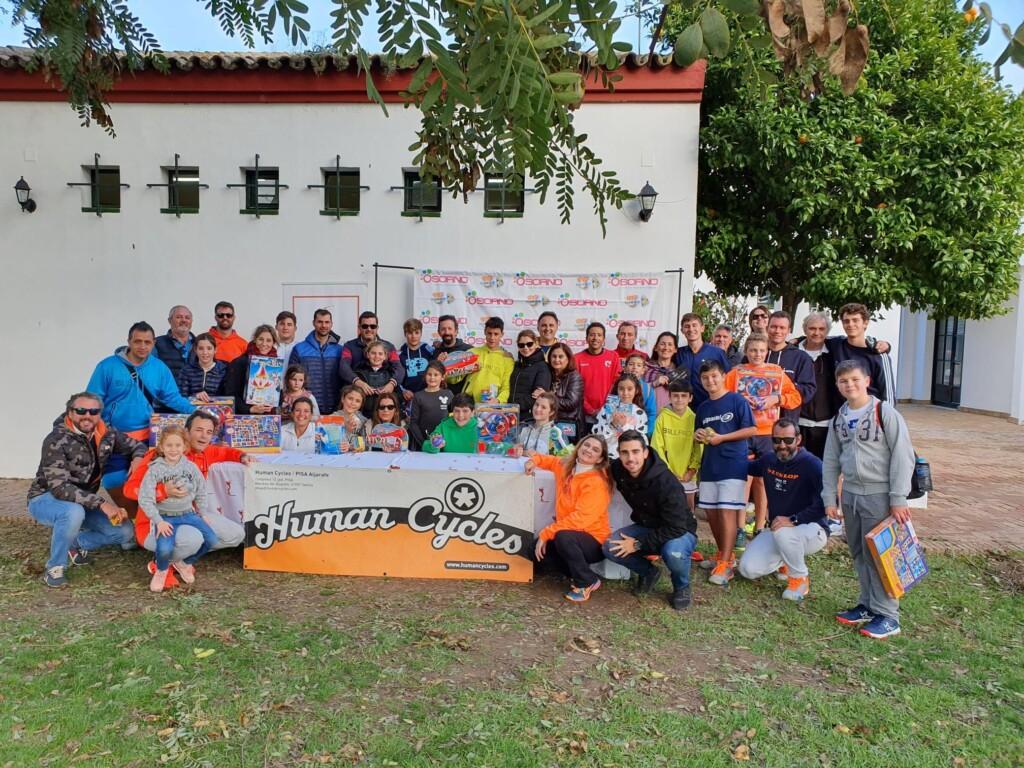 Torneo NAvidad Juguetes Osorno Prodigy Sevilla