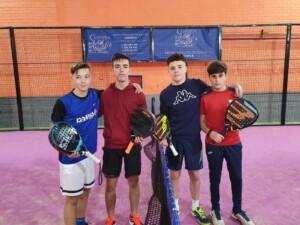 Provincial Pádel Menores Sevilla 2020 7