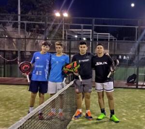 Provincial Pádel Menores Sevilla 2020 9