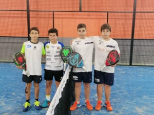 Provincial Pádel Menores Sevilla 2020 10
