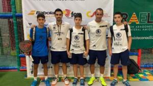 Campeonato de España Pádel Menores 2021