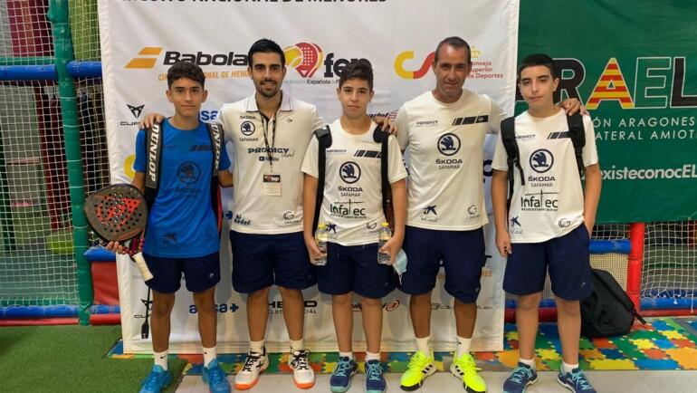Campeonato de España de Menores 2021